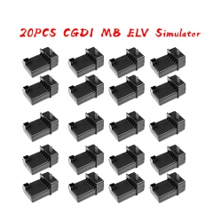 20pcs CGDI ELV Simulator Renew ESL for Benz 204 207 212 with CGDI MB For Benz Key Programmer Free Shipping by DHL